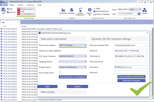 Latest release Microsoft Dynamics